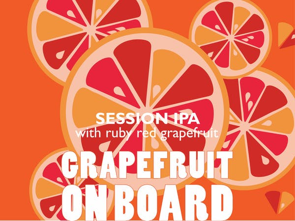 Image or graphic for Grapefruit On Board