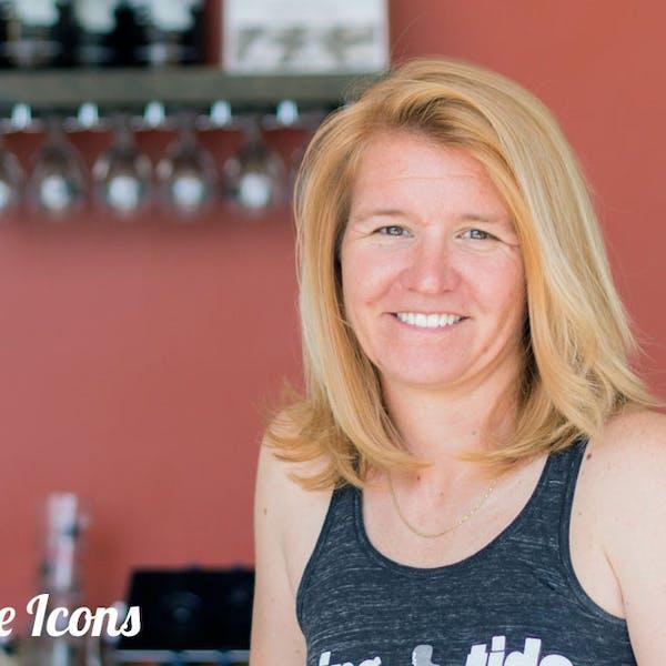 Heather Sanborn, a Maine Icon