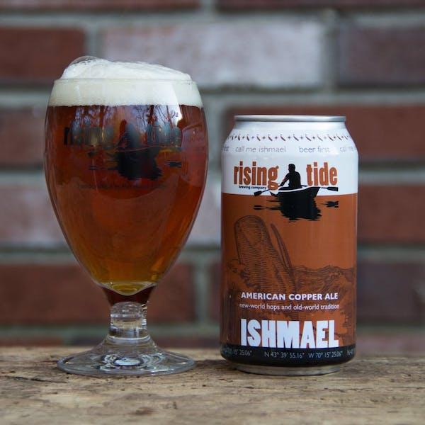 Ishmael Beer Shot
