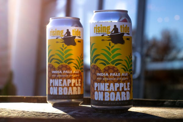 Pineapple On Board