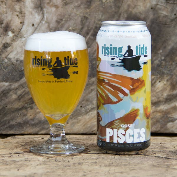 """All About Beer Magazine Calls Rising Tide Gose, """"Flawless"""""""