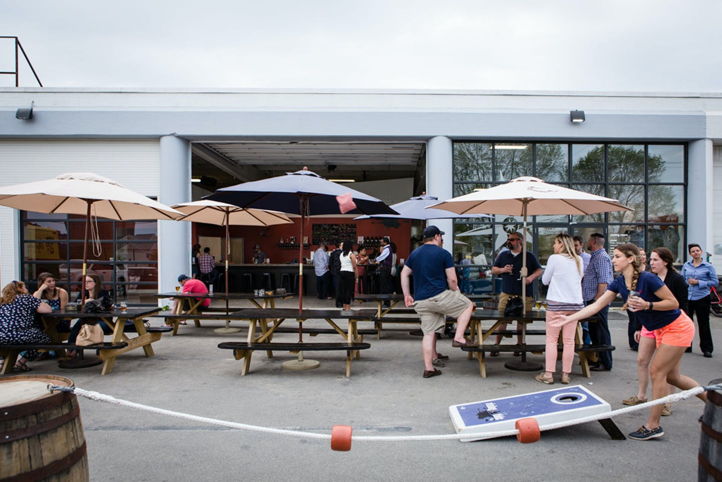 Rising Tide Brewing Private Events 01