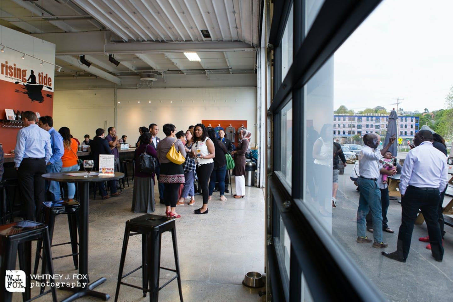Rising Tide Brewing Private Events 02