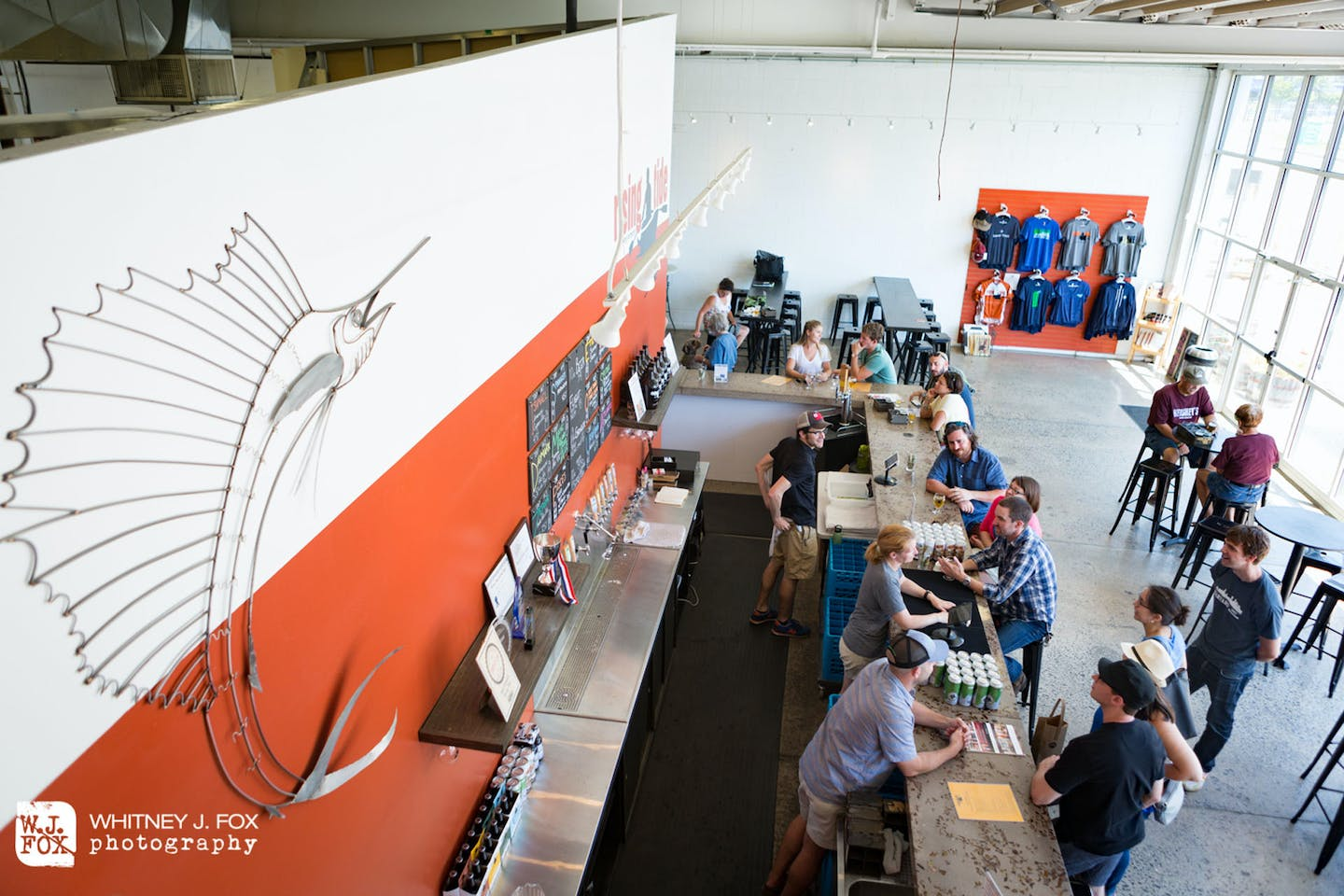 Rising Tide Brewing Private Events 10