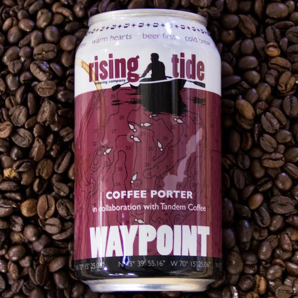 Get a local brew times two with Maine coffee beers