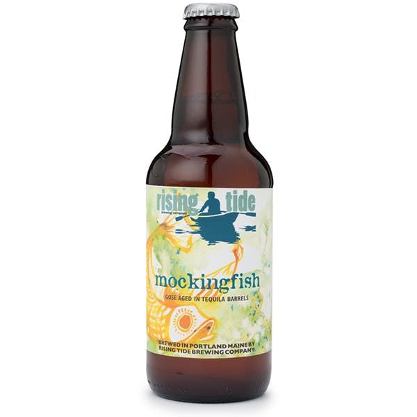DRAFT Magazine Names Rising Tide Mockingfish Among Top 25 Beers of 2015