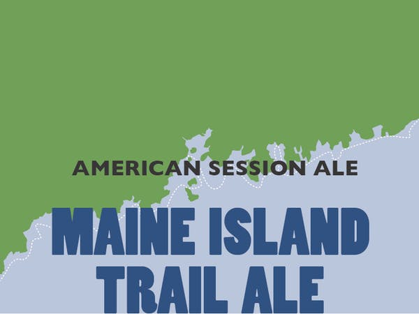 Maine Island Trail Ale