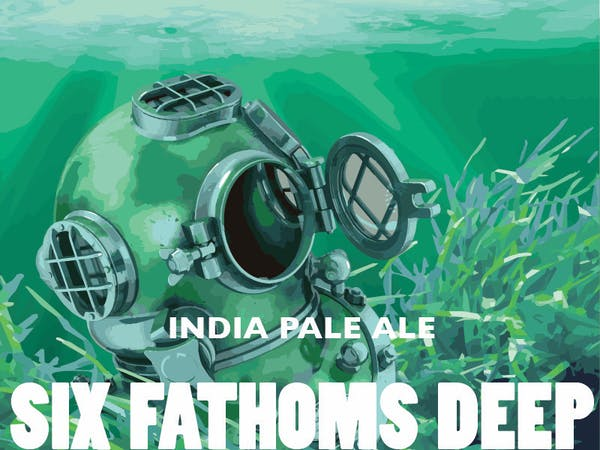 Six Fathoms Deep
