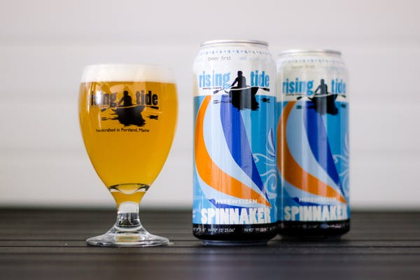 Spinnaker 16oz cans