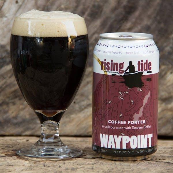 Waypoints Beer Shot