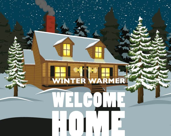 Image or graphic for Welcome Home