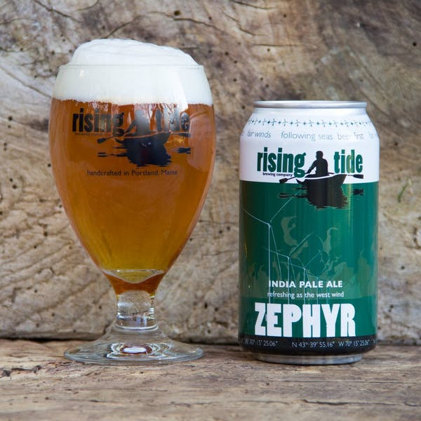 Zephyr Beer Shot