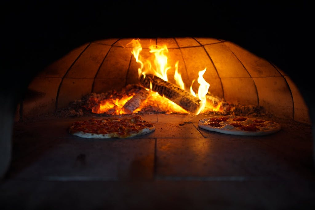 pizza-in-wood-fire-oven
