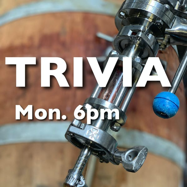 Monday Night Trivia with Mike Harte