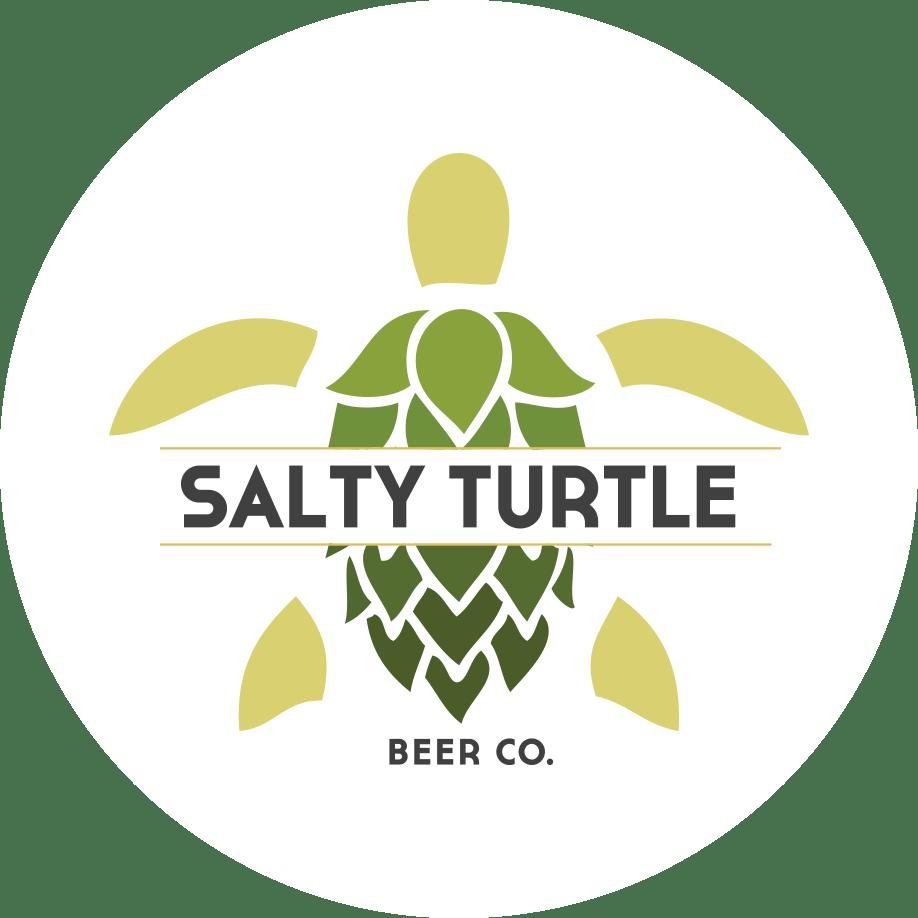 Salty Turtle Beer Co. Logo