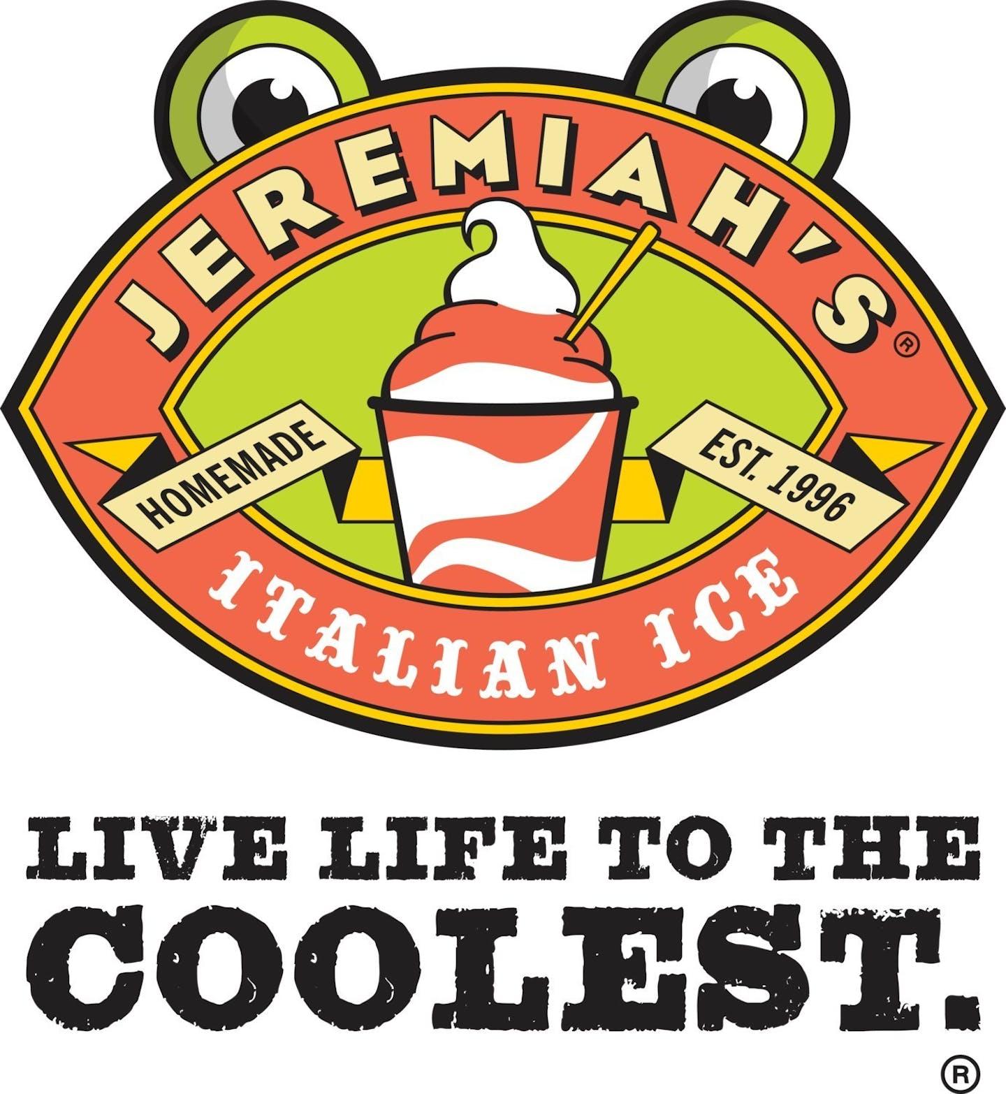 Jeremiahs Italian Ice Logo