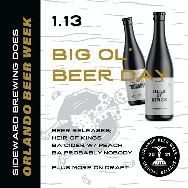 Big 'Ol Beer Day