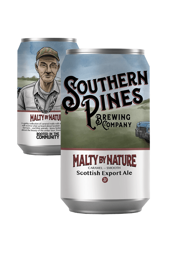 Image or graphic for Malty by Nature