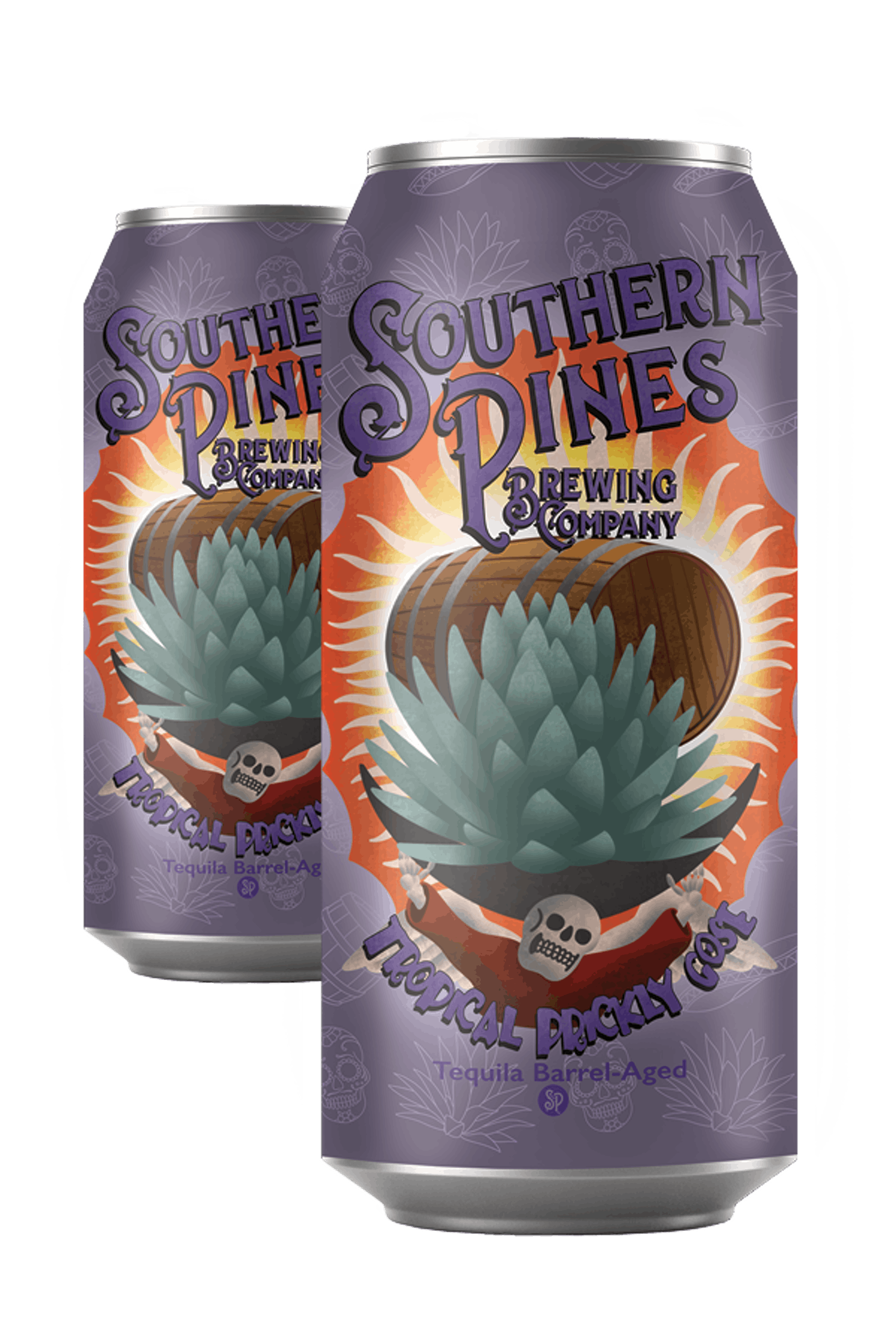 Tequila Barrel Aged Tropical Prickly Gose