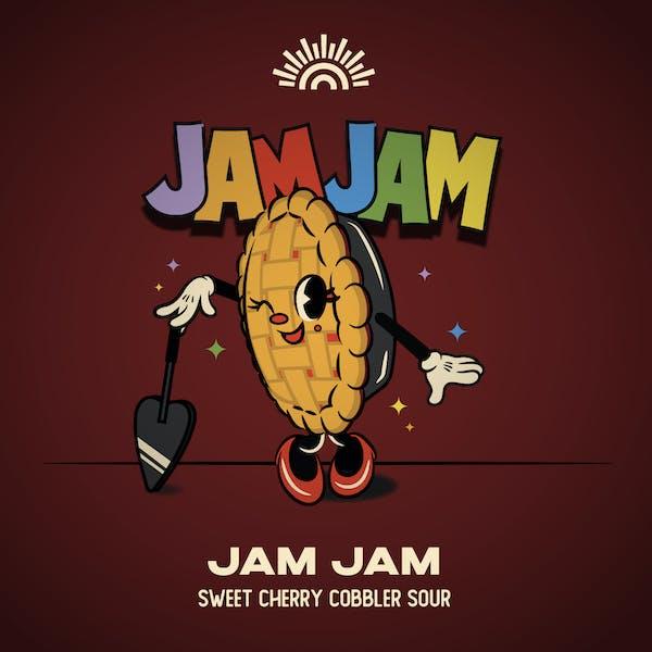 Jam Jam – Cherry Cobbler