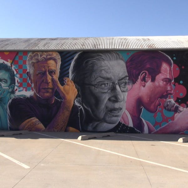 Oklahoma News 4: MURALS IN THE METRO: Oklahoma City becomes hotspot for public art