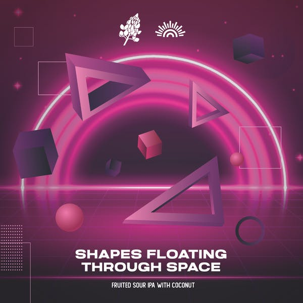Image or graphic for Shapes Floating Through Space