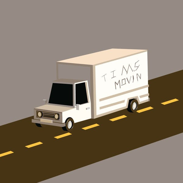Image or graphic for Tim's Movin'
