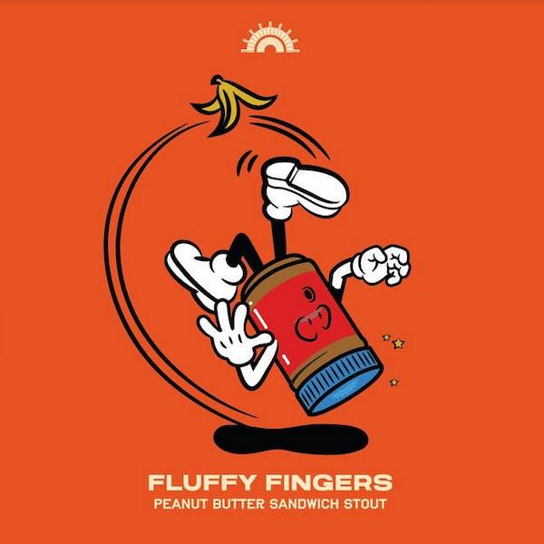 Banana Fluffy Fingers