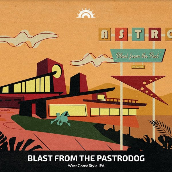 Blast From the Pastrodog