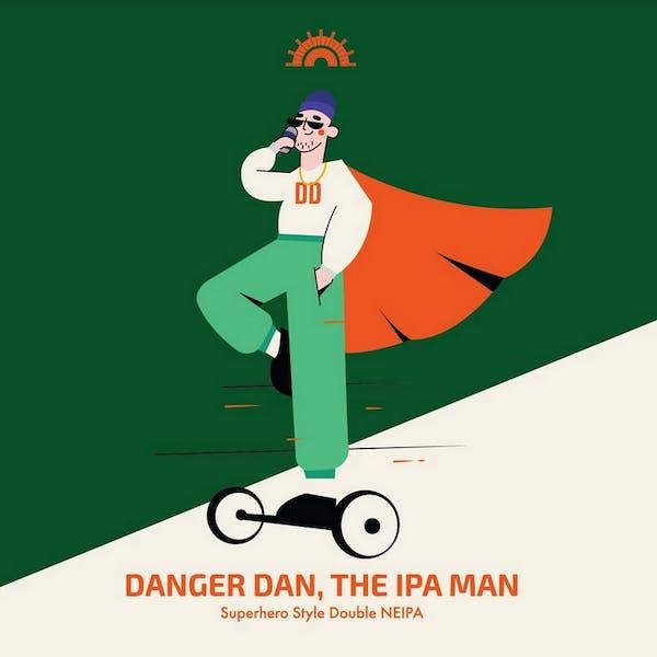 Danger Dan, the IPA Man