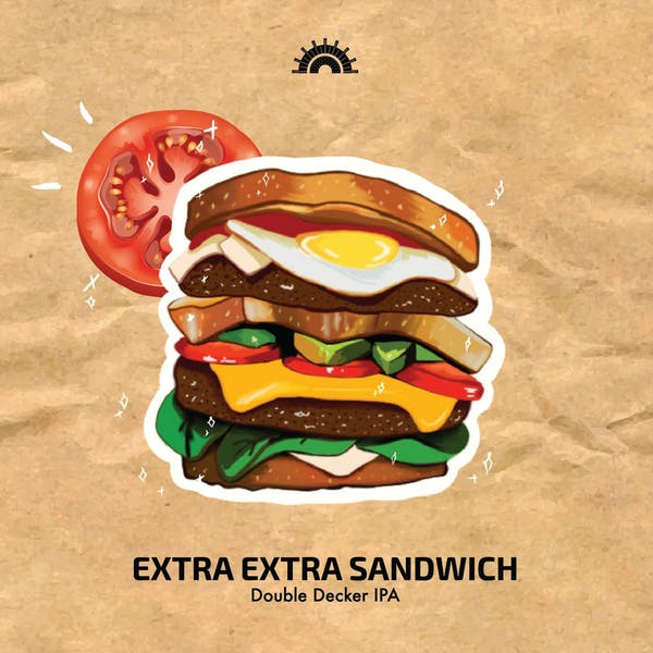Image or graphic for Extra Extra Sandwich