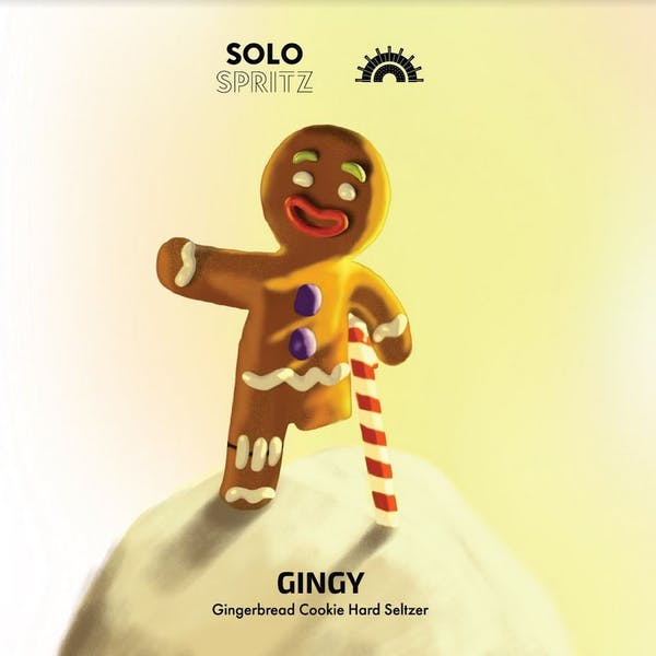 Image or graphic for Gingy