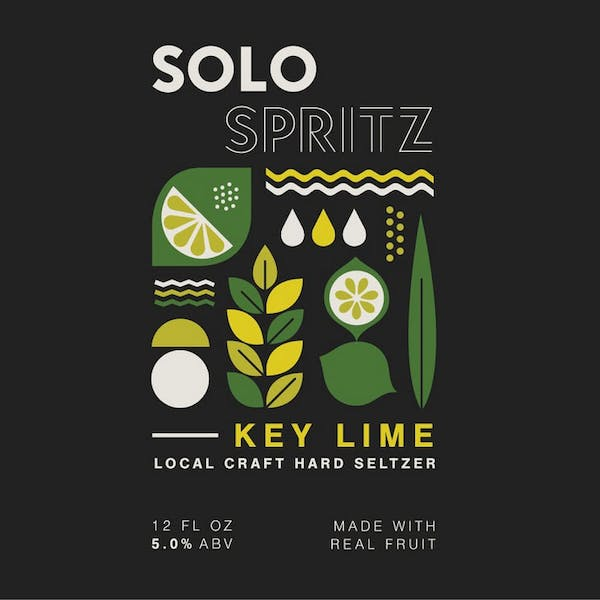 Image or graphic for Solo Spritz Key Lime