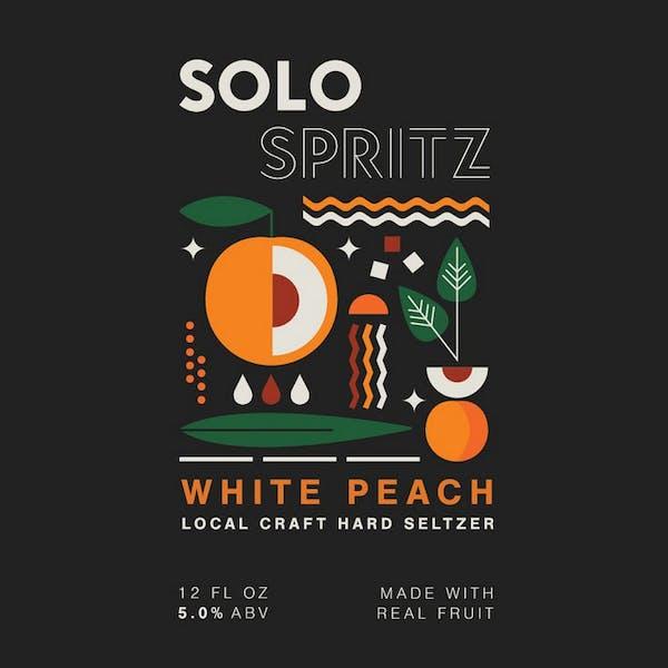 Solo Spritz White Peach