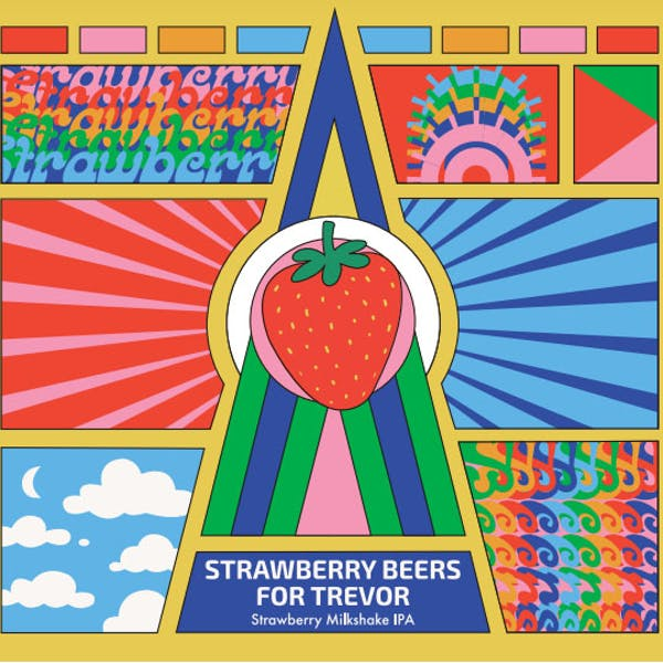 Image or graphic for Strawberry Beers for Trevor