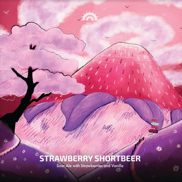 label-strawberry-shortbeer