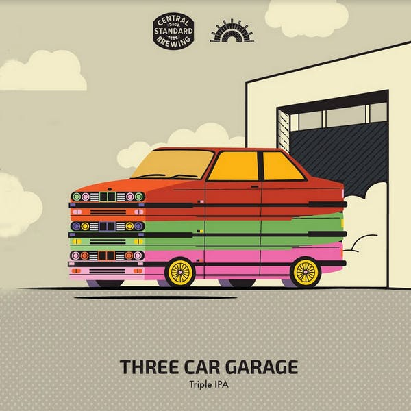 Image or graphic for Three Car Garage