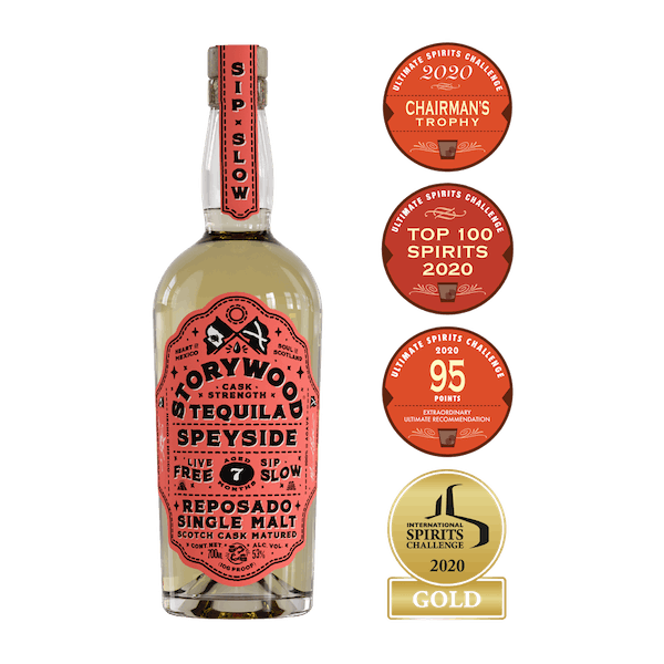 Storywood wins big in spirits competition season.