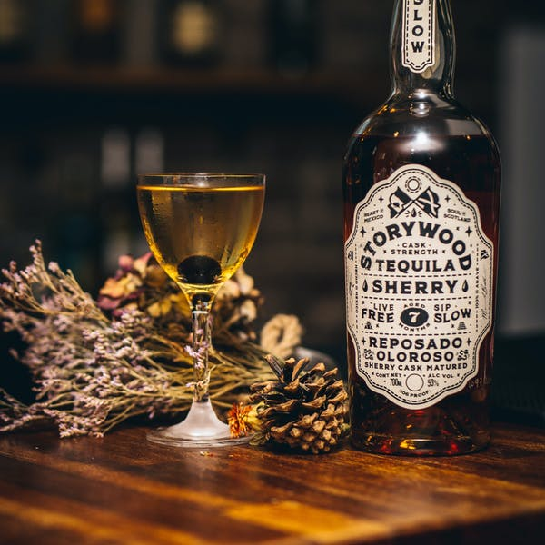 Get festive with this new Storywood Tequila cocktail