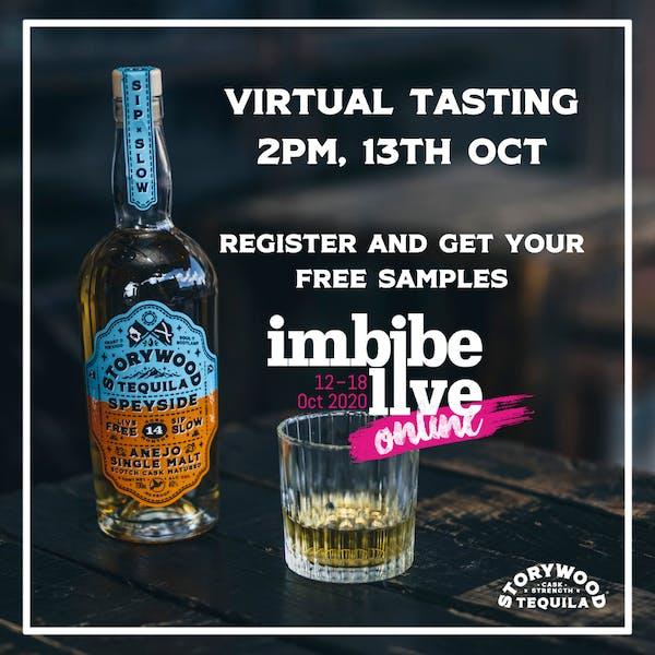 Live Virtual Tasting @ Imbibe Live Online