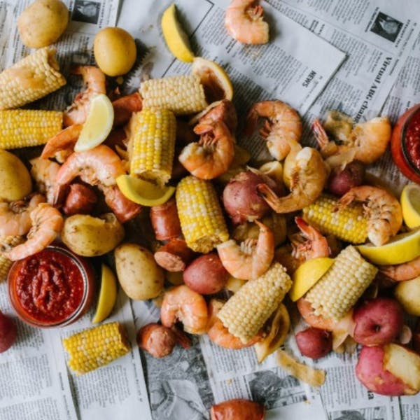 Low Country Boil Saturdays