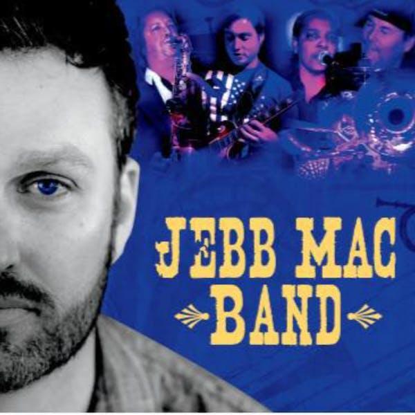 Live Music: Jebb Mac Band