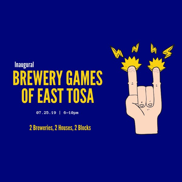 Brewery Games of East Tosa
