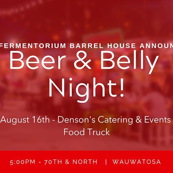 Beer & Belly Night