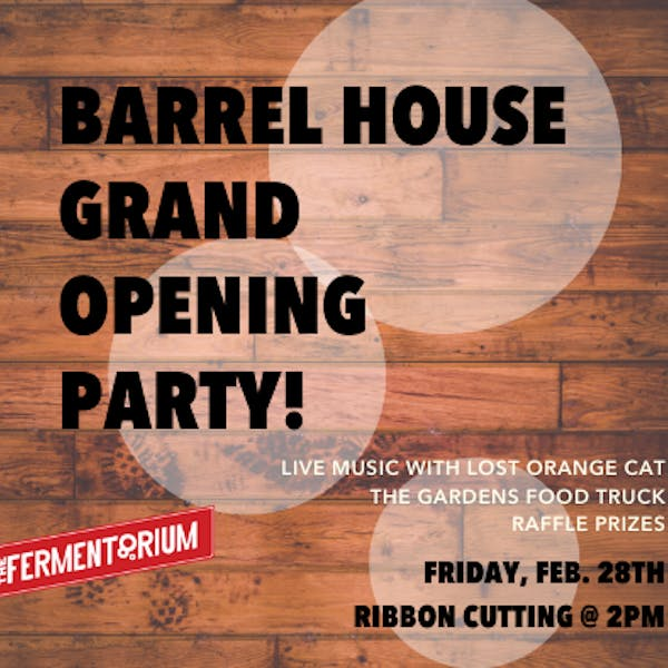 Copy of Grand Opening Party!