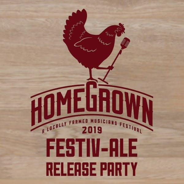Festive-Ale release