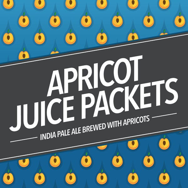 Apricot Juice Packets