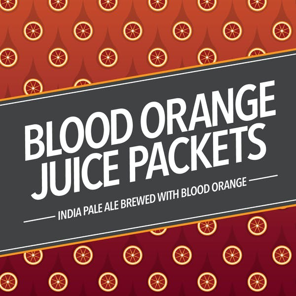 Image or graphic for Blood Orange Juice Packets