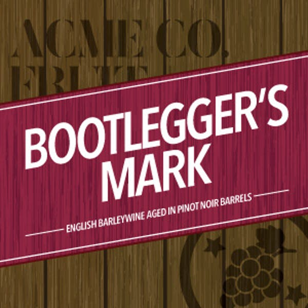 Image or graphic for Bootlegger's Mark 2017