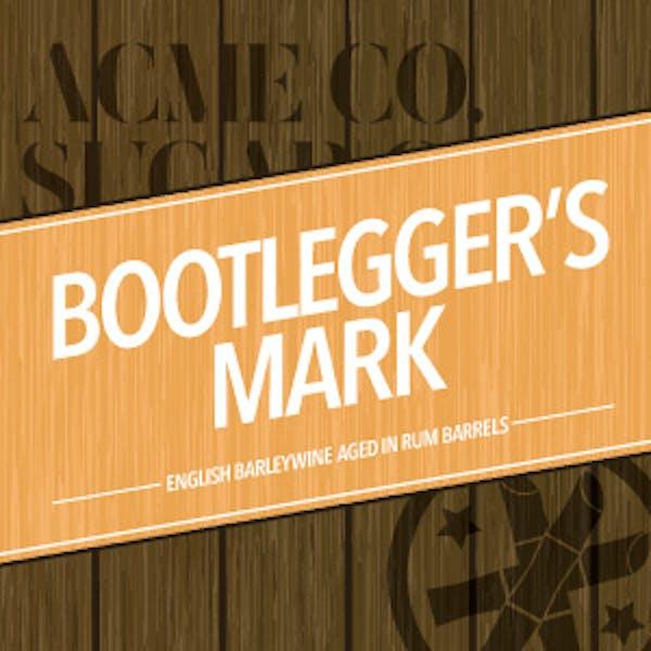 Image or graphic for Bootlegger's Mark  – Rum Barrel (2017)
